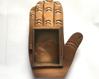 Tin Nicho #01 Mano/Hand