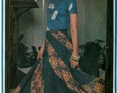 1970s Misses Swirl Skirt Pattern Swirler Pattern McCalls 3926 Vintage 70s Sewing Pattern Size Medium UNCUT