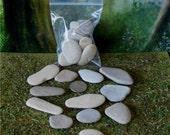 Pebble Art~Fairy Garden Stepping Stones Decorative Rocks Decorative Stones Craft Stone Fairy Rocks Natural Rock Stepping Stones Sandstone