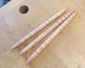 Hair Stick: Curly Maple II