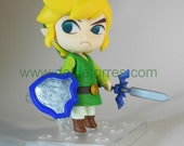 Legend of Zelda Windwaker Link Nendoroid Accessories