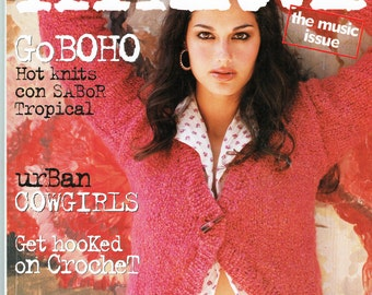 Vogue Knitting Presents - Knit.1 - Spring/Summer 2005