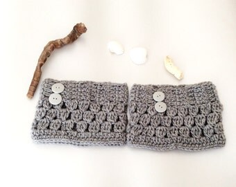 Boot Cuffs, Boot Socks, Boot Toppers , For Women