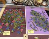 Choose your Real Pressed Flower Assortments Grown in Alaska 326 FL