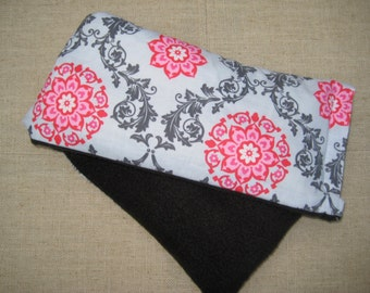 Therapy Rice Bag, Microwave Heat Pack, Rice Heating Pack, Therapy Sack. Pink Wallpaper, Washable Cover