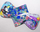 "10.5"" (26.7 cm) Regular / Moderate Absorbency - Reusable Cloth Menstrual Pad (10MC) - Geisha"