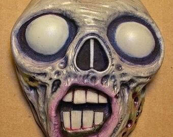 Creepy ugly magnet