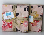 SALE 2 Packs - 5 inch charm fabric squares VINTAGE DAYDREAM by Riley Blake from design by Dani