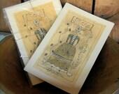 Friend - LIMITED EDITION Folk Art Notecards - from Notforgotten Farm™