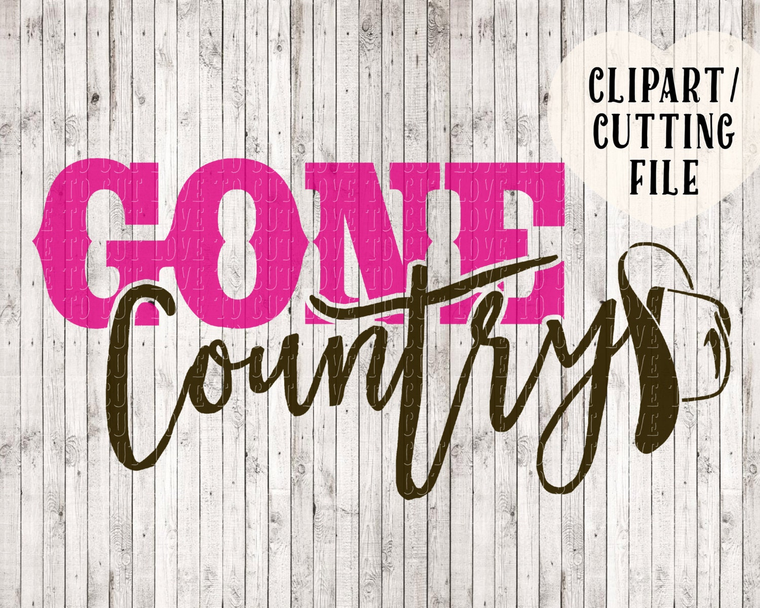 gone country svg country girl svg vinyl cut files