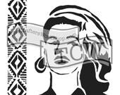 Aztec Queen 6x6: TCW647...