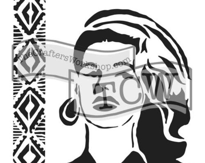 Aztec Queen 12x12: TCW647
