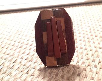 Red Jasper Ring 2