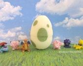 6 0z Pokemon hatching bath egg with surprise inside