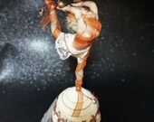 """The Stardancer"""" - ooak 12scale miniature doll dollhouse romantic girl CWPoppets"""