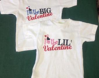 Valentines Shirt/onesie