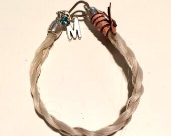 Horse tail bracelet Keepsake