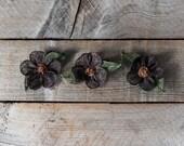 Vintage Millinery Flowers, Sewing Supplies, Textiles, Hat Making & Hair Supplies, Raffia Flowers