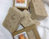 APRICOT GOAT MILK ~ Handmade Soap Bar