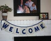 Welcome banner for Kristen