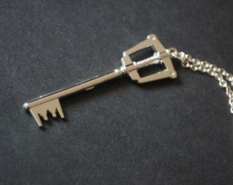 Kingdom Hearts Keyblade necklace