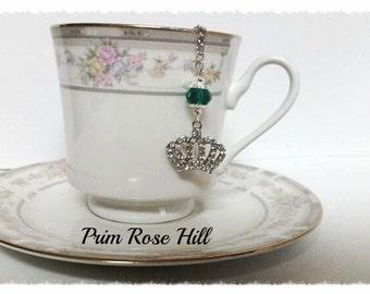 Royal CROWN Tea Ball infuser