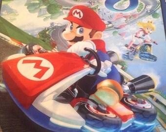 Mario Kart Quilt