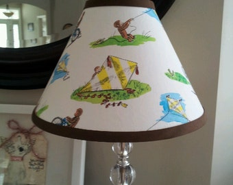 Curious George Lamp Shade