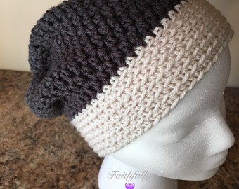 Adult slouchy.. Teen slouchy.. Ready to ship
