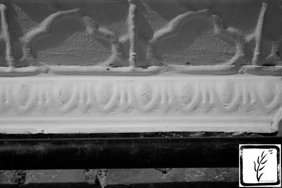 Black and White Photograph, fine art, photo print, photography, wall art, home decor, crown molding, design element
