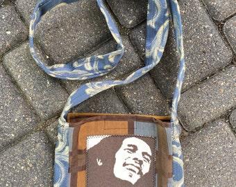 Mini Bob Marley bag