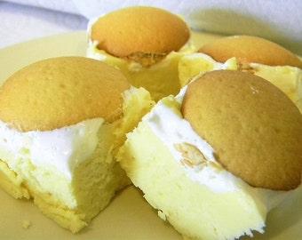 Julie's Fudge - BANANA Pudding - One Pound