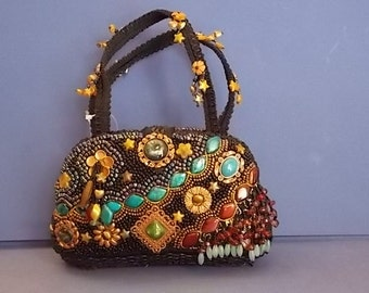 FREE SHIPPING - New Moni Couture Evening Bag