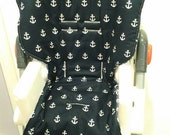 Replacement High Chair cover Padded universal standard size Fits many brands