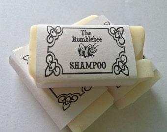 SAMPLE SIZE: Shampoo Bar
