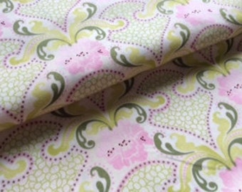 Eva from the Basic Grey Collection by Moda Fabrics : 1/2 yard