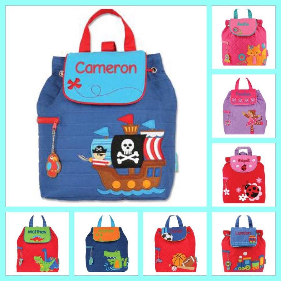 Stephen joseph backpack toddler back back preschool