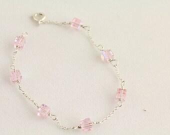 Glass Bracelet. Listing 294166549