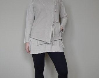 Hemp Organic Cotton Fleece Vest