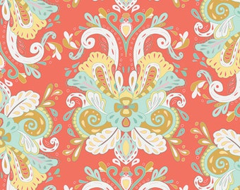 Poetic Saddle Vibes from Anna Elise by Bari J. for Art Gallery fabrics