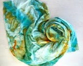 Hand dyed baby blanket, muslin swaddle, swaddle blanket, baby swaddle, baby swaddle blanket, muslin wrap, muslin swaddle blanket, baby wrap