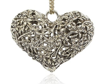 Heart Pendant - Sold Individually - #MP193