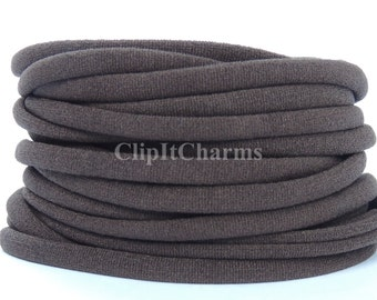 Wholesale .39+ Gray Stretch Nylon Chokers...Use for bottle cap jewelry,pendants,charms, headbands/doubles as a bracelet or anklet....