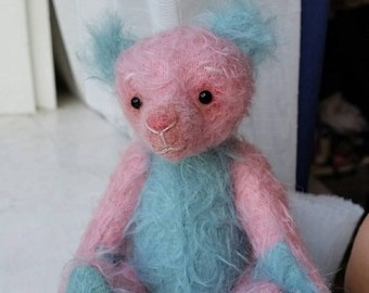 Imaginary Friends by Irma Maria - OOAK Jointed Artist Bear Aurora