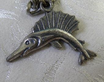 Children's Fish Charm Bracelet