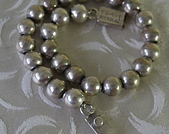 sterling silver 925 beads bracelet mexico