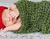 Very Hungry Caterpillar Costume / Hungry Caterpillar Hat Photo Prop / Hungry Caterpillar Cocoon/ Newborn Photo Prop