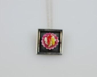 Individual Tartlet Sterling Silver Necklace