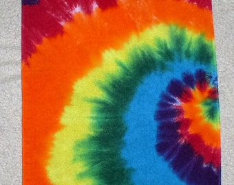 Golf Towels, tie dyed, 100% cotton. GT26