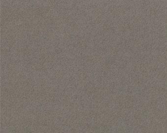 Grey Wool Fabric - Half Yard - Bunny Hill Designs - Moda - 54812 18